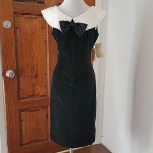 Misty Lane Black Dress Women's Size 9/10